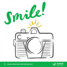 Smile!  It's Picture Day!